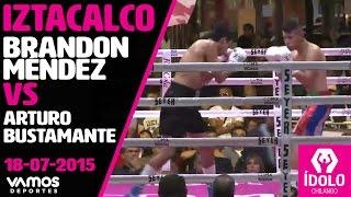 Ídolo Chilango - Semana 3: Brandon Méndez vs Arturo Bustamante