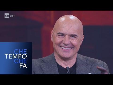 Luca Zingaretti racconta Montalbano - Che tempo che fa 10/02/2019