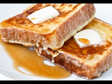 How to make french toast youtube ccuart Images