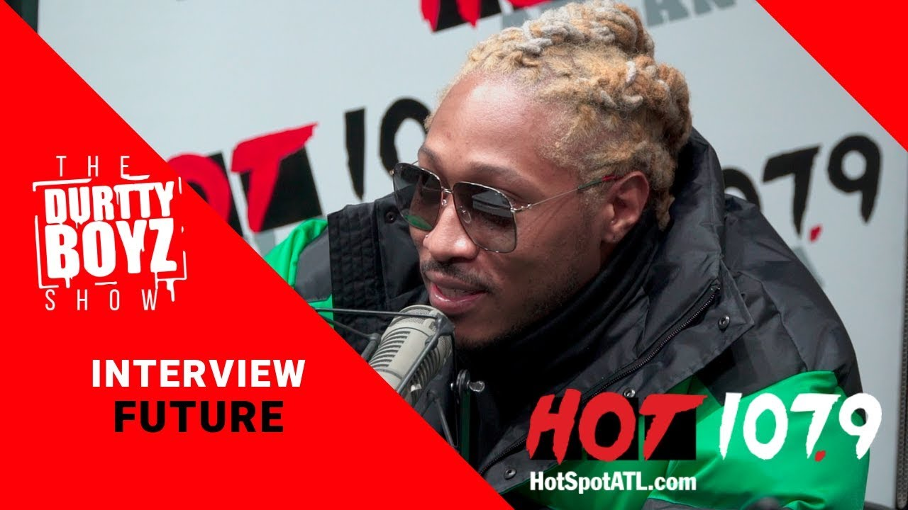 Future Checks Jay-Z' For Reference On 4:44 Album, Russell Wilson, Wendy Williams & More