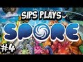Spore - Part 4 - Sound and Light Show