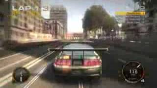 Race Driver Grid Gameplay Ps3 (Playstation 3)