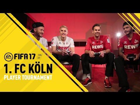 FIFA 17 - 1. FC Köln Player Tournament mit Sørensen, Hartel, Kessler und Bittencourt