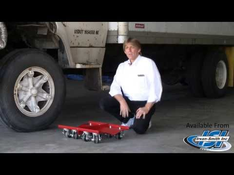 The Dually Dolly by Merrick Machine Co.