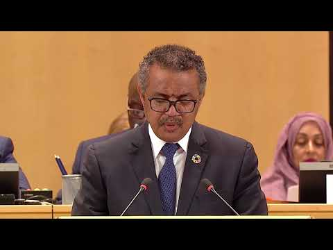 WHO Director-General Dr Tedros closing speech to the 71st World Health Assembly