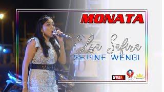 Gambar cover Sepine Wengi - Elsa Safira [OM.MONATA Live Stadion Kanjuruan]