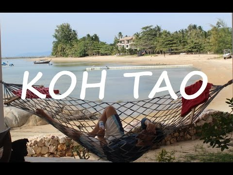Koh Tao - Diving, Beach and Relax in Thailand. GoPro