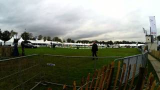Military Boekelo-Enschede 2014 - first time in the ring for riders & horses (timelapse)