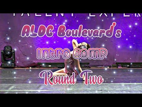 ALDC Boulevard's Intro Comp//Round 2