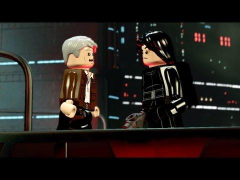 LEGO: Star Wars - The Force Awakens [DESTROY STARKILLER BASE] - Part 11 - PS4