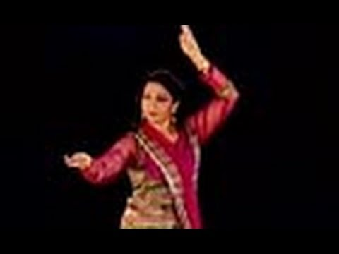 Learn Kathak with Pali Chandra, English & Hindi 011, Gat