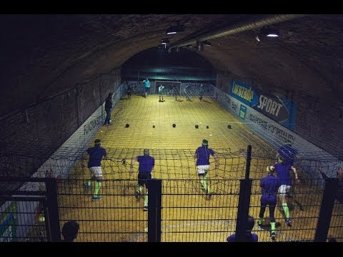 Dodgeball UK   Speed League Old Street   Wednesday 5th March - YouTube