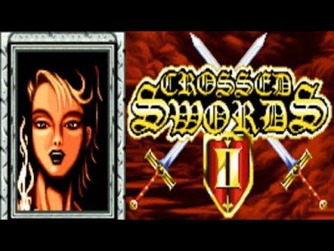 Crossed Swords II - Dancer (Arcade)