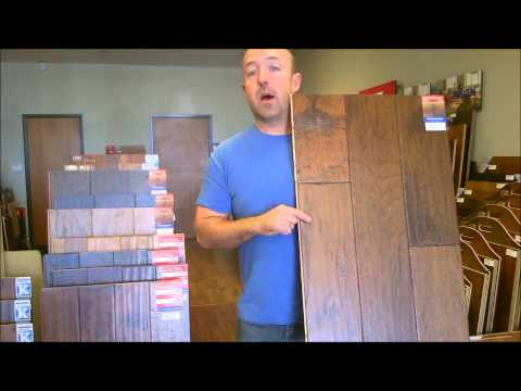 Johnson Pacific Coast wood flooring Review by The Floor Barn flooring store in Fort Worth, TX