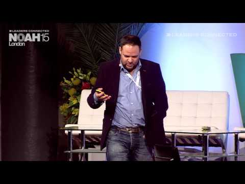 Rune Sovndahl, Fantastic Services - NOAH15 London