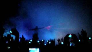 Marilyn Manson - Cruci-fiction in Space (Madrid 03-12-2009)