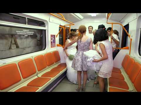 Wedding Vahe Lusine (Metro)