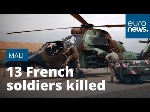 Mali: 13 French soldiers killed as helicopters collide during anti-jihadist operation