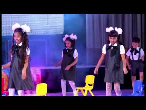 Marvarid Bolalar Studiyasi - Aziz Ustozlar- 2014 yil Konsert