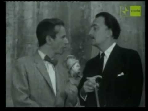 Dali' - intervista Carlo Mazzarella 1959