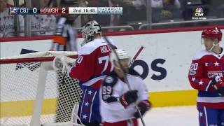Nutivaara robbed by Holtby