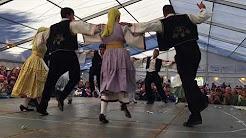 Greek Festival 2017 teens' dance @ St. Nicholas Greek Orthodox Church Tacoma Washington