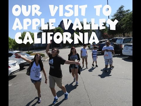 Karaoke | Video Games | Our Visit to Apple Valley, CA | Pinoy | in America Vlog# 29