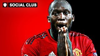 WHAT DO LUKAKU'S JUVENTUS COMMENTS MEAN FOR MAN UNITED?  | SOCIAL CLUB