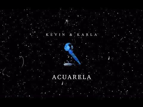 Kevin & Karla - Acuarela