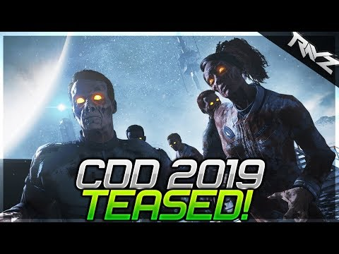 Lee Ross ALREADY Teasing Call of Duty 2019 Zombies! COD 2019 First