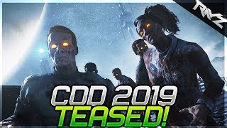 Lee Ross ALREADY Teasing Call of Duty 2019 Zombies! (COD 2019 First Teaser)