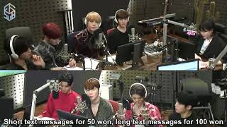 [Eng Sub] 190307 SF9 Akdong Musician Suhyun's Volume Up Radio