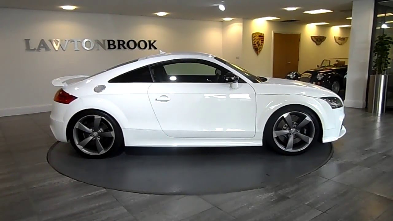 Photo Collection Audi Tt Rs White