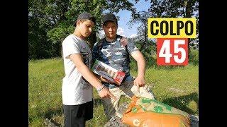 Luźne strzelanie z COLPO 45 - Ogromna moc Destrukcji !