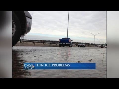 Austin prepares for yet another round of icy weather