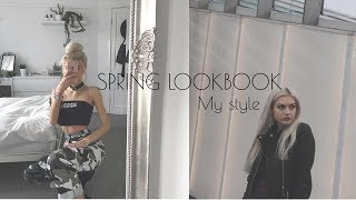 SPRING LOOKBOOK 2018 | HTTPJULIA