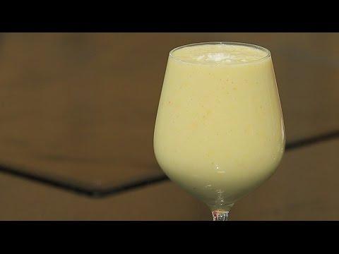 عصير الموز بجوز الهند : شريف الحطيبي