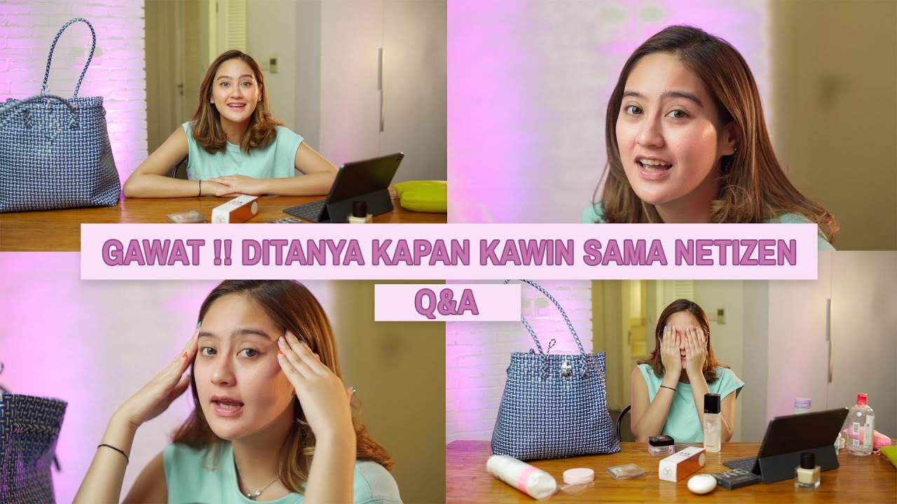Download DEG-DEGAN jawab pertanyaan netizen sambil get unready!!