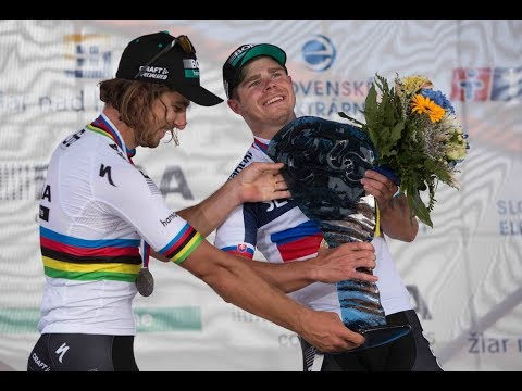 Peter Sagan - Slovak And Czech Road Cycling Championship 2017