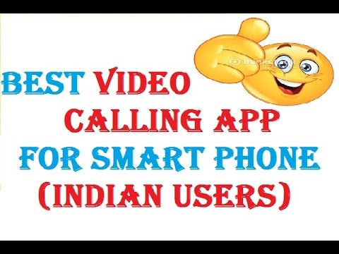 India's best video calling app for Android mobile phones.