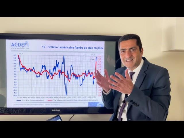 L'inflation peut-elle faire vaciller les marchés boursiers ?