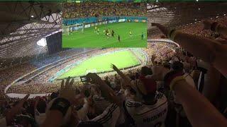 LIVE: BRAZIL vs. GERMANY 1:7 - Highlights (World Cup Brazil 2014) Brasilien vs. Deutschland 1:7