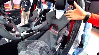ЧТО ТЫ ТВОРИШЬ, SKODA?! Обзор VISION RS & KODIAQ RS на автосалоне в Париже.