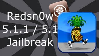 redsn0w jailbreak ios 5 1 1 for iphone 4s 4 3gs ipad 3 2 1 ipod touch 4 3