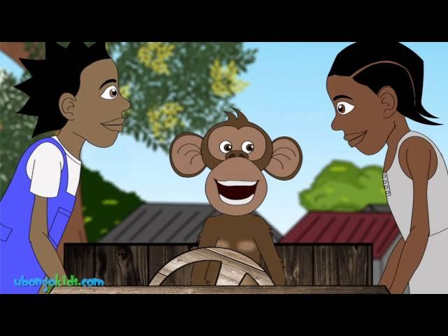 Ubongo Kids Webisode 11 - Redio ya Desimali