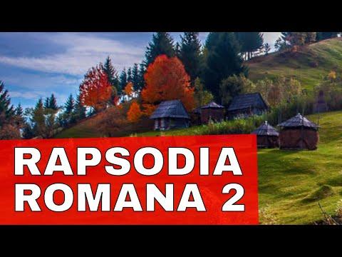 George Enescu: RAPSODIA ROMANA 2 (full)