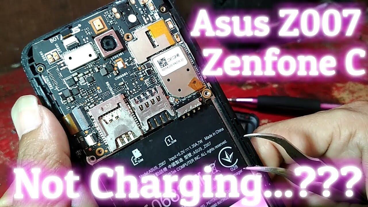 Asus Zenfone C Not Charging Youtube