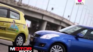 Mitsubishi Mirage 2012 Videos