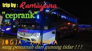 "#2 trip report RAMAYANA seri E1 ""ceprank"" jogja - jakarta"
