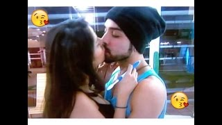 Rossana & Vera Besos Big Brother Mexico 2015